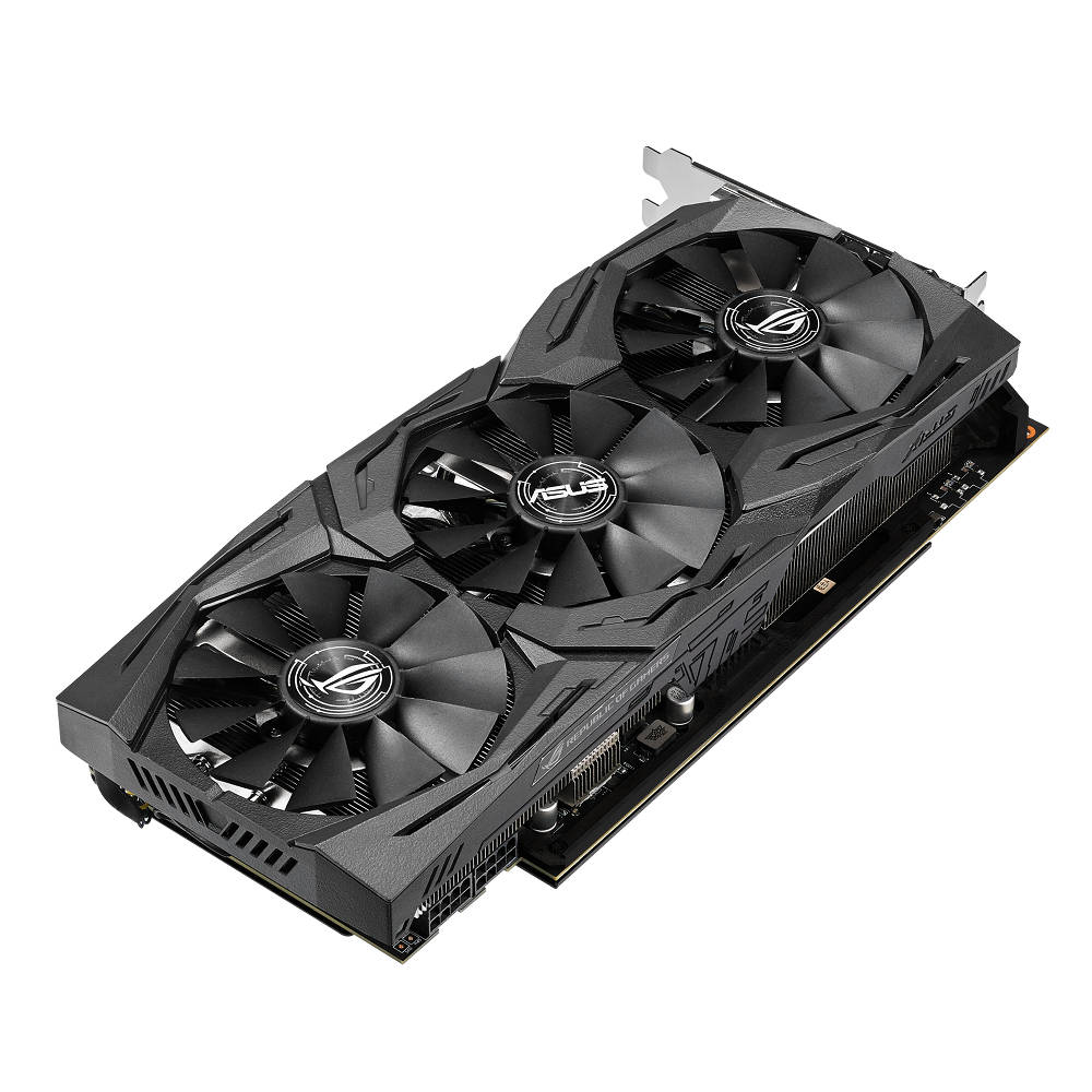 Asus STRIX-RXVEGA56-O8G-GAMING 8Go - Carte graphique Asus - 1