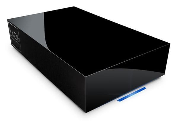 LaCie 2To USB2 Neil Poulton - Disque dur externe LaCie - 0