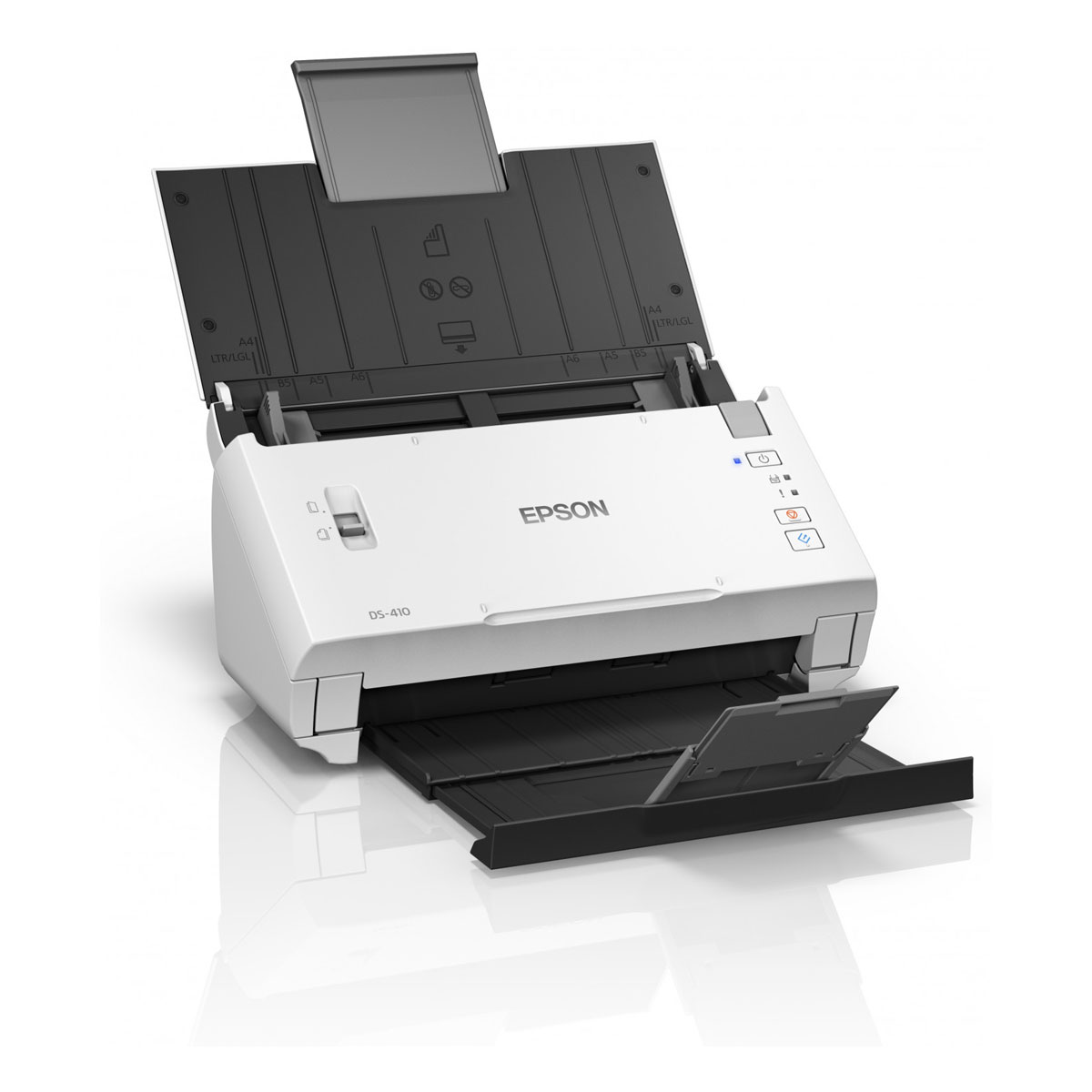 Epson WorkForce DS-410 - Scanner Epson - Cybertek.fr - 2
