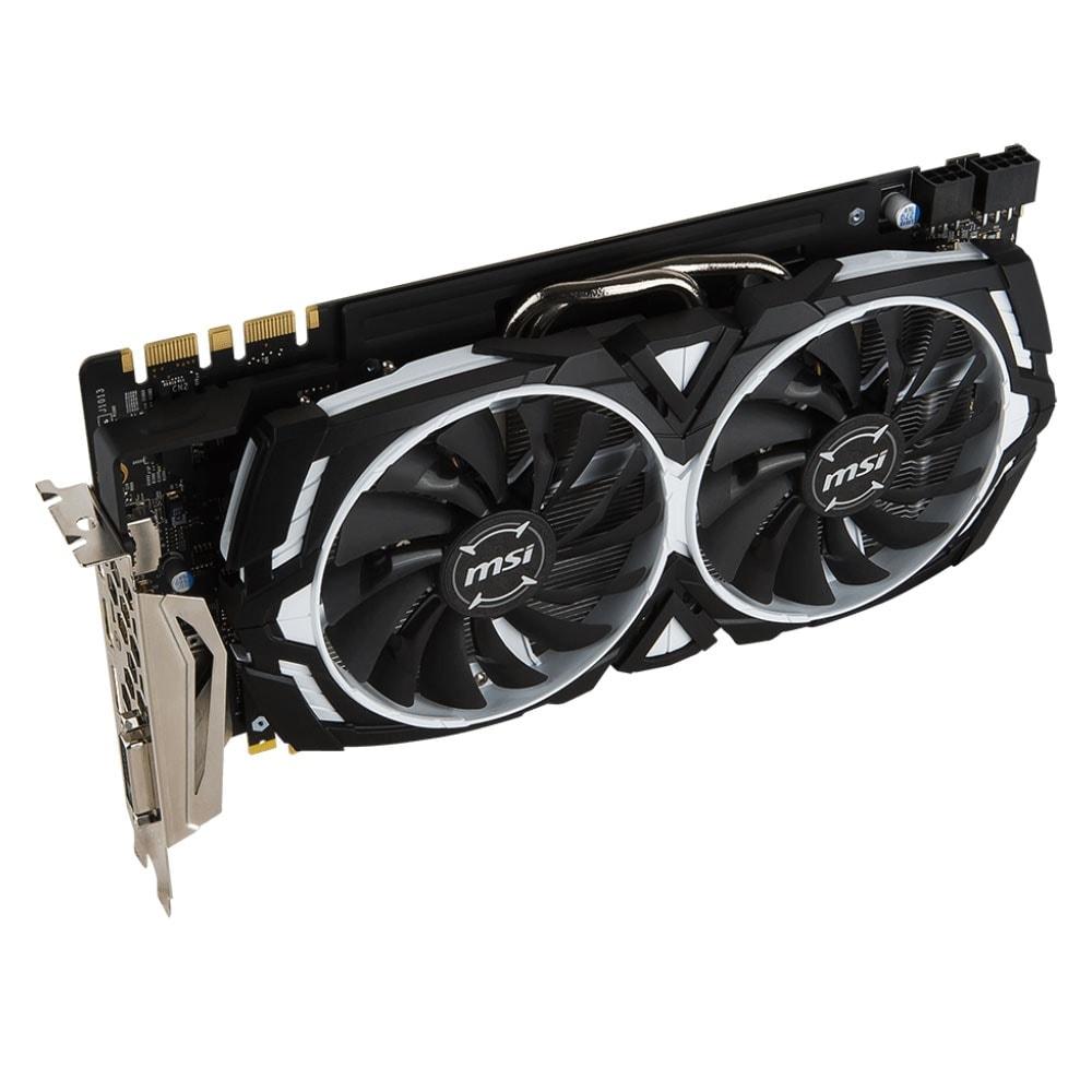 MSI GeForce GTX 1080 ARMOR 8G OC (912-V336-004) - Achat / Vente Carte Graphique sur Cybertek.fr - 3