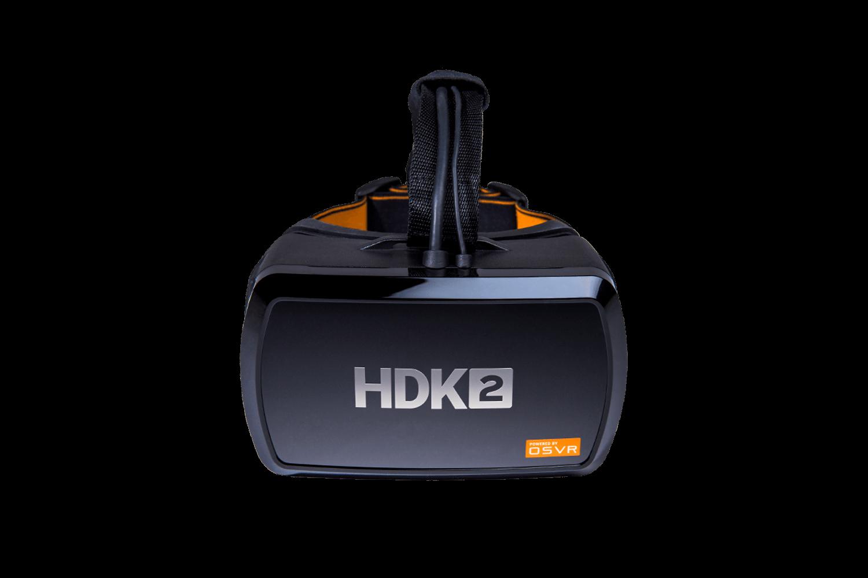 Razer Casque VR OSVR HDK V2.0 (VR17-B1412000-B3M1) - Achat / Vente Objet connecté / Domotique sur Cybertek.fr - 1