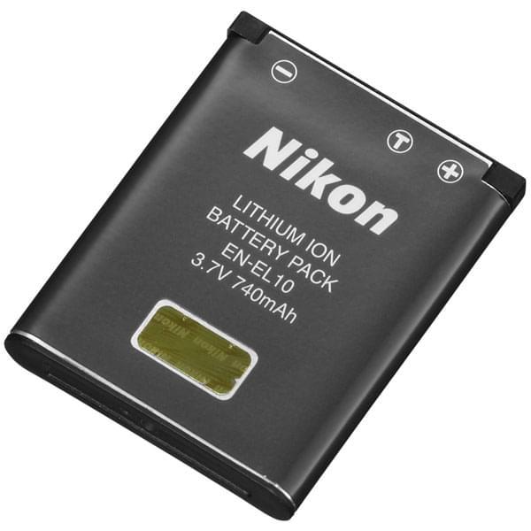 Compatible Nikon pour Coolpix S600 (MBD1054 / SO-BP33-740 /) - Achat / Vente Batterie sur Cybertek.fr - 0