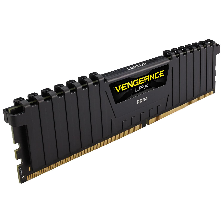 Corsair CMK16GX4M2A2400C14  16Go DDR4 2400MHz - Mémoire PC - 1