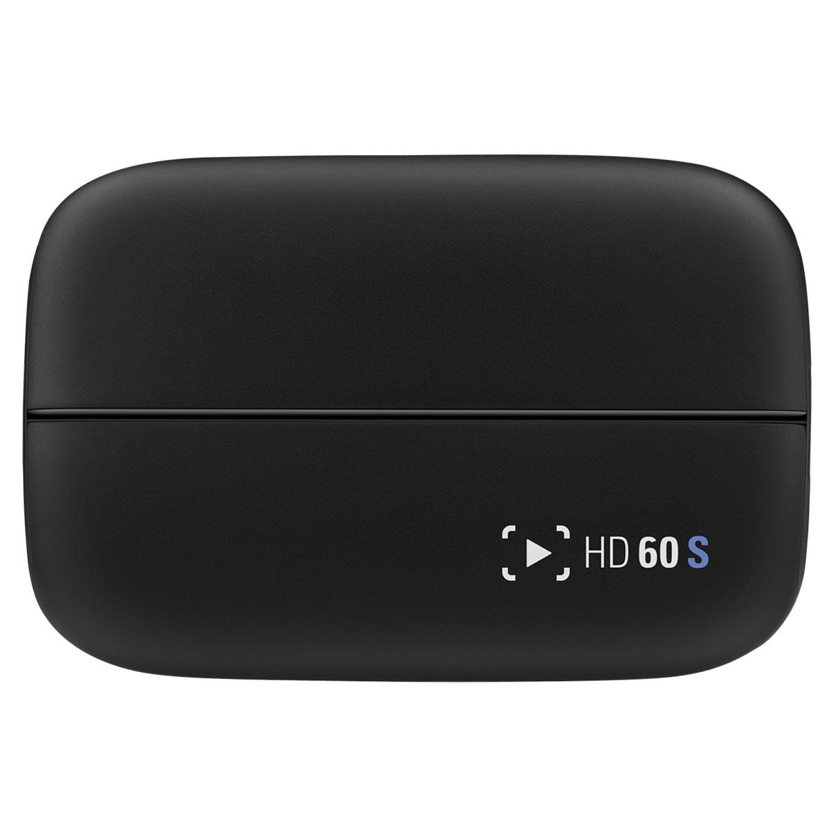 Elgato Game Capture HD60 S - 1GC109901004 - Carte d'acquisition vidéo - 4