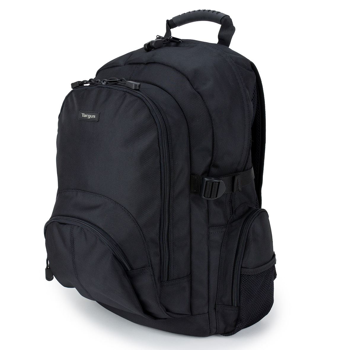 "Targus Sac a dos CN600 Classic 15.6"" Backpack Nylon Black (CN600) - Achat / Vente Sac et Sacoche sur Cybertek.fr - 1"