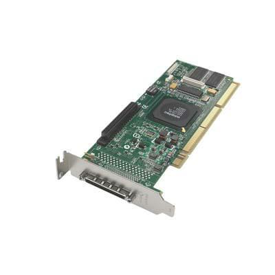Adaptec SCSI 2130SLP RAID Retail (2093500-R Soldé) - Achat / Vente Carte contrôleur sur Cybertek.fr - 0