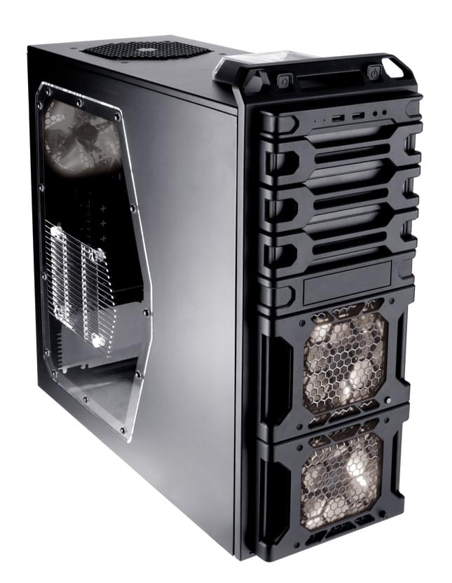 Antec Dark Fleet DF35 (0761345-15231-0) - Achat / Vente Boîtier PC sur Cybertek.fr - 0