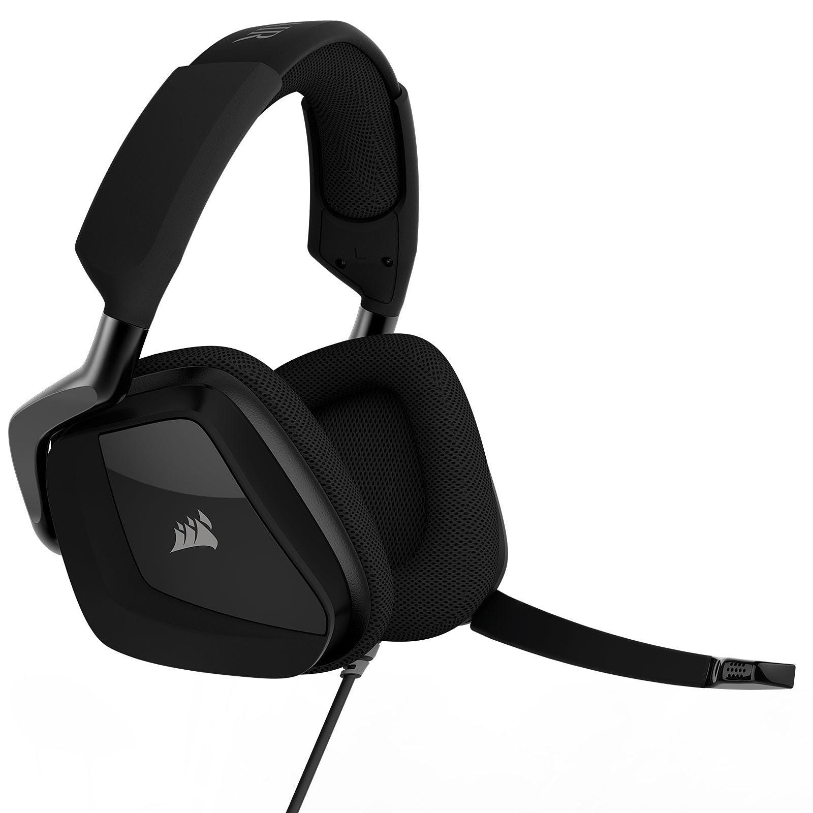 Corsair Gaming VOID PRO Surround 7.1 Carbone CA-9011156-EU 7.1 Surround - Micro-casque - 4