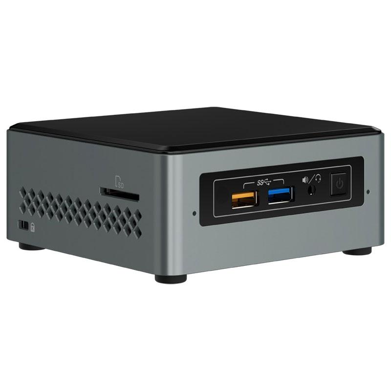 Intel NUC NUC6CAYH- J3455/SO-DDR3 LV/SATA/HDMI - Barebone et Mini-PC - 0