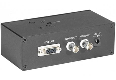 No Name Convertisseur BNC vers VGA (050919) - Achat / Vente Connectique TV/Hifi/Video sur Cybertek.fr - 0
