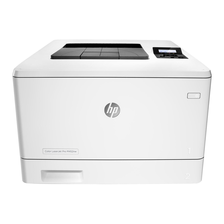 Imprimante HP LaserJet Pro M452nw - Cybertek.fr - 0