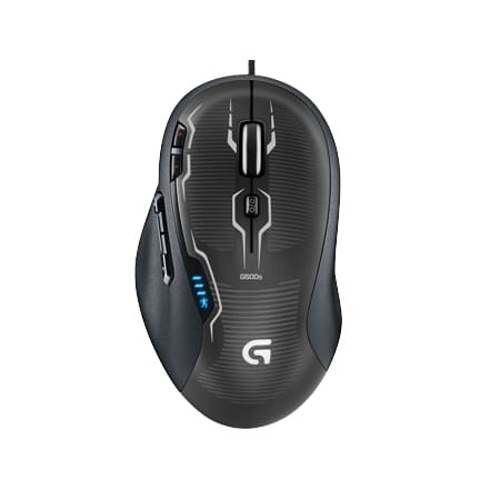 Logitech G G500 S Laser Gaming Mouse - Souris PC Logitech G - 0