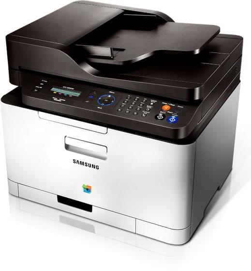 Samsung CLX-3305FW (Laser Couleur Fax Reseau WiFi) Gtie 3A (CLX-3305FW/SEE) - Achat / Vente Imprimante Multifonction sur Cybertek.fr - 0
