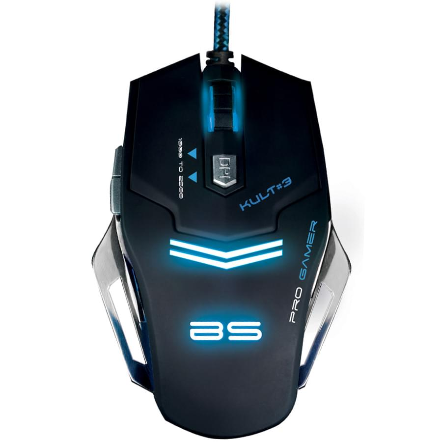 Bluestork KULT 3 (BS-GM-KULT3) - Achat / Vente Souris PC sur Cybertek.fr - 0