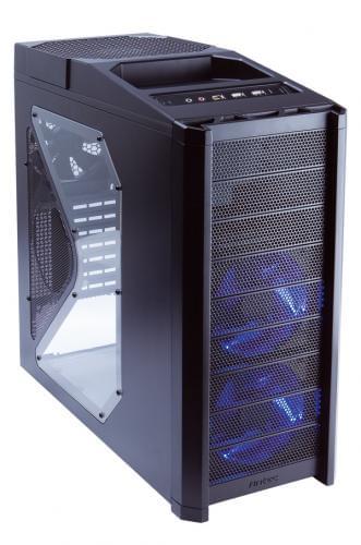 Antec Nine Hundred Noir (0-761345-08009-5) - Achat / Vente Boîtier PC sur Cybertek.fr - 0