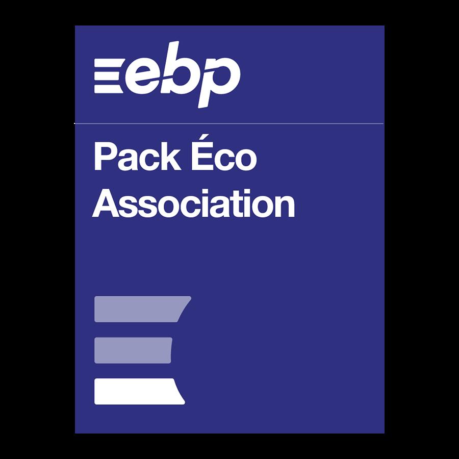 EBP Pack Eco Association - Logiciel application - Cybertek.fr - 0
