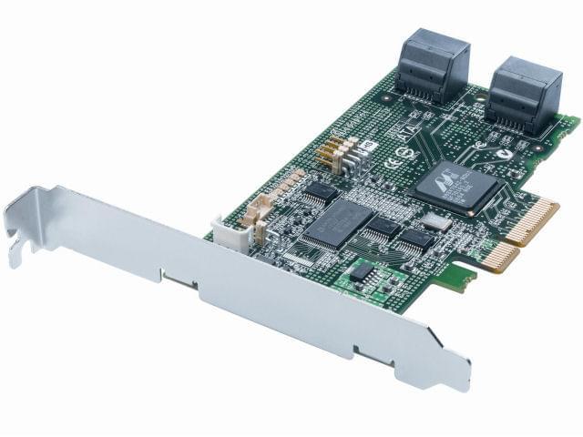 Adaptec Serial ATA II RAID 1430SA (1430SA) - Achat / Vente Carte contrôleur sur Cybertek.fr - 0
