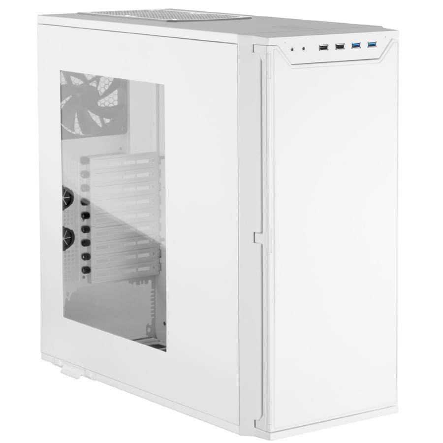 Antec P280 White Window (761345-82012-7) - Achat / Vente Boîtier PC sur Cybertek.fr - 0