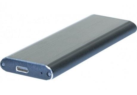 No Name USB3.1 type C pour SSD M.2 NGFF - Boîtier externe - 0