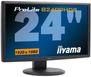 Iiyama   PLE2409HDS-B1 obso - Ecran PC Iiyama - Cybertek.fr - 0