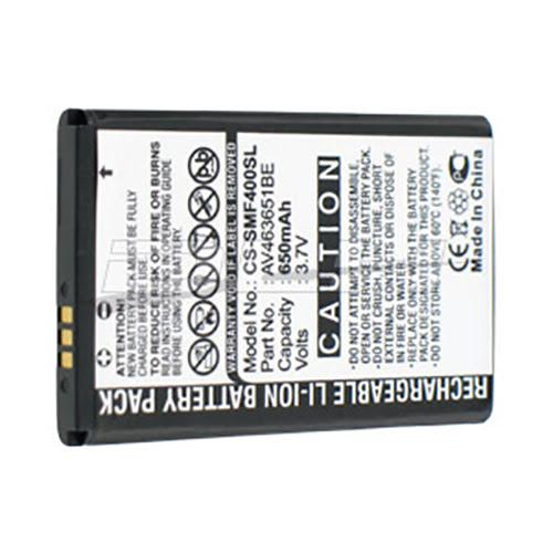 Batterie Li-ion 3,7v 650mAh - GS-PA1217 - Cybertek.fr - 0