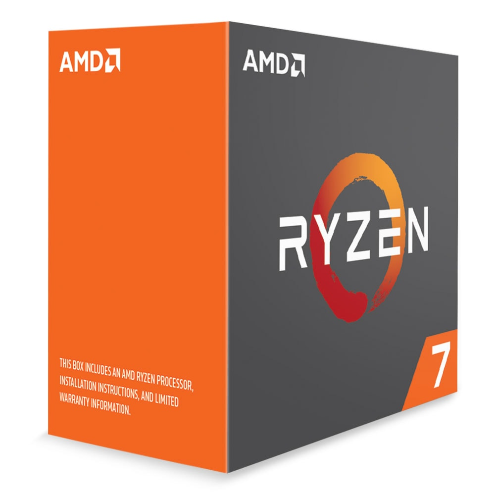 AMD Ryzen 7 1800X - 3.6GHz - Processeur AMD - Cybertek.fr - 0