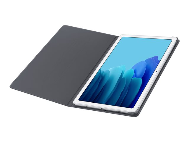 Book Cover EF-BT500 Gris pour Galaxy TAB A7 - 1