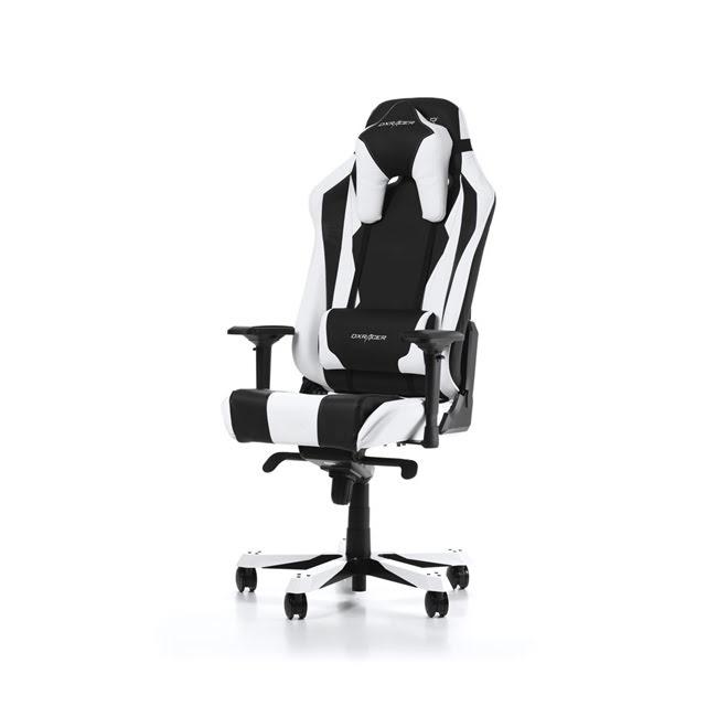 DXRacer Sentinel S28-NW Noir/Blanc - Siège PC Gamer - Cybertek.fr - 0