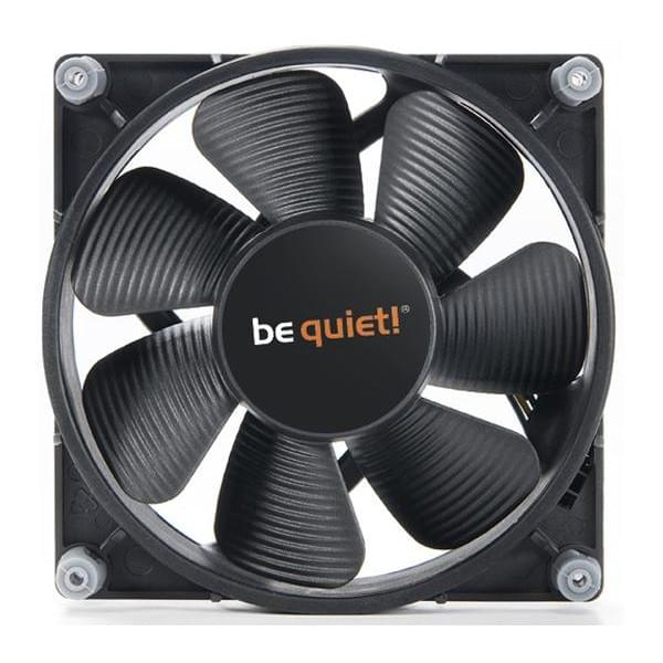 Be Quiet! Case Fan SilentWings PWM 2 80mm - Ventilateur boîtier - 0