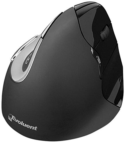 Souris PC Evoluent Vertical Mouse 4 Bluetooth - droitier - 0