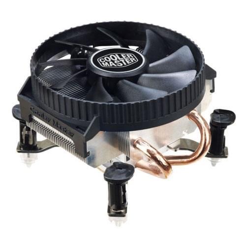 Cooler Master Vortex 211Q RR-V211-15FK-R1 (RR-V211-15FK-R1) - Achat / Vente Ventilateur CPU sur Cybertek.fr - 0