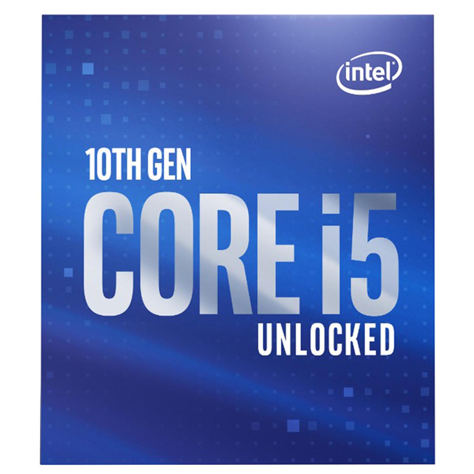 Intel Core i5-10600K - 4.1GHz - Processeur Intel - Cybertek.fr - 2