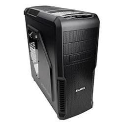 Zalman Boîtier PC Z3 Plus - MT/Sans Alim/ATX/USB3.0 Cybertek