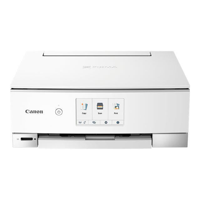 Imprimante multifonction Canon PIXMA TS8251 White - Cybertek.fr - 0