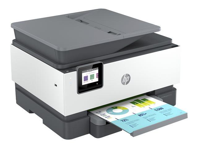 Imprimante multifonction HP OfficeJet 9012e - Cybertek.fr - 3
