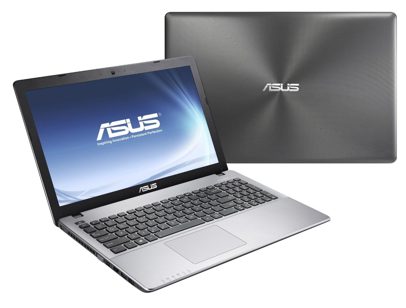 Asus X550CA-XO082P (X550CA-XO082P) - Achat / Vente PC Portable sur Cybertek.fr - 0