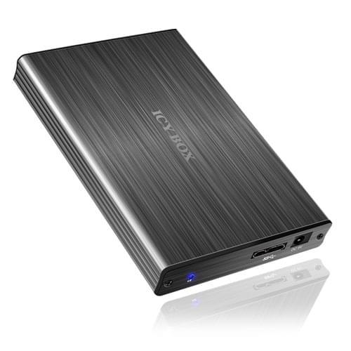 """Icy Box USB3.0 pour DD 2.5"""" SATA (IB-231STU3) - Achat / Vente Boîtier externe sur Cybertek.fr - 0"""