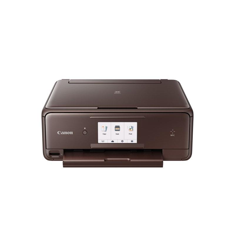 Imprimante multifonction Canon PIXMA TS8053 - Cybertek.fr - 3