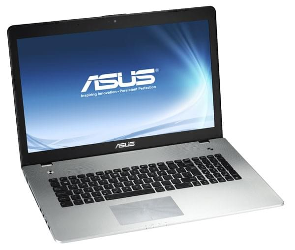 Asus N76VB-T4161H (N76VB-T4161H) - Achat / Vente PC Portable sur Cybertek.fr - 0