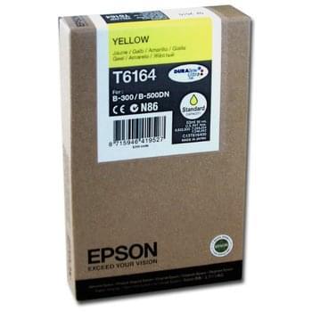 Cartouche T6162 Cyan 3000p - C13T616200 pour imprimante Jet d'encre Epson - 0