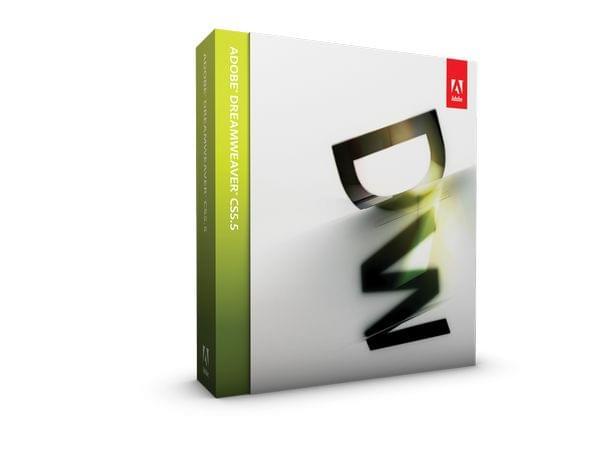 Adobe DreamWeaver CS5.5 Lic. Educ niveau 1 user TLP - Logiciel application - 0