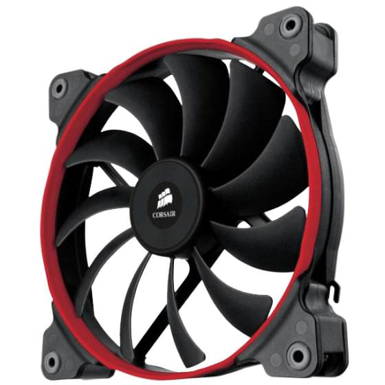 Corsair AF140 Single Pack (CO-9050009-WW soldé) - Achat / Vente Ventilateur sur Cybertek.fr - 0