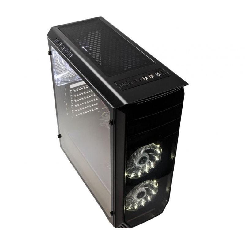 Kolink Luminosity Noir - Boîtier PC Kolink - Cybertek.fr - 6