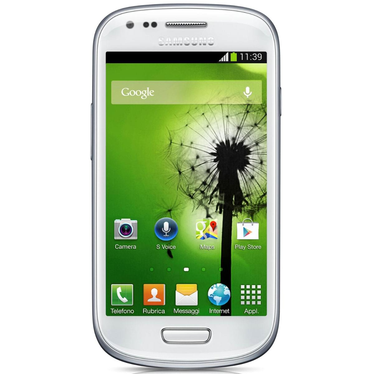 Samsung Galaxy S3 Mini 8Go GT-i8200 White (GT-I8200W) - Achat / Vente Téléphonie sur Cybertek.fr - 0