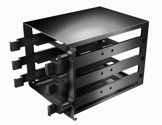 "Cooler Master MasterCase HDD Cage 3-BAY (3.5"") - MCA-0005-K3HD0 - Accessoire boîtier - 0"