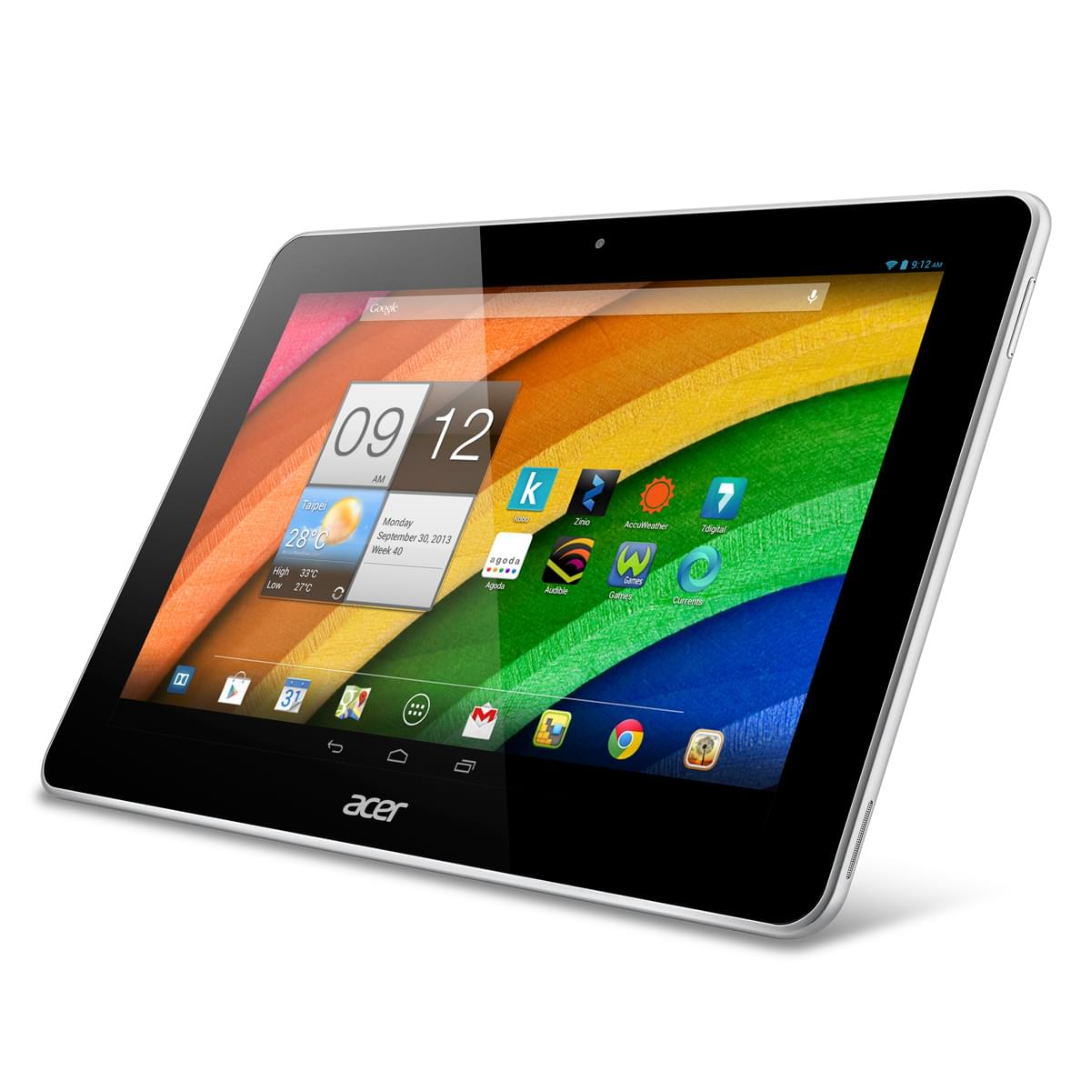 Acer Iconia Tab A3-A10 - Tablette tactile Acer - Cybertek.fr - 0