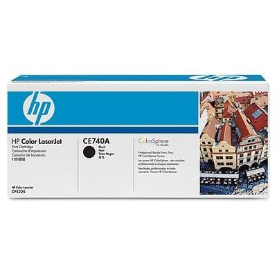 HP Toner 307A Noir 7000p (CE740A) - Achat / Vente Consommable Imprimante sur Cybertek.fr - 0