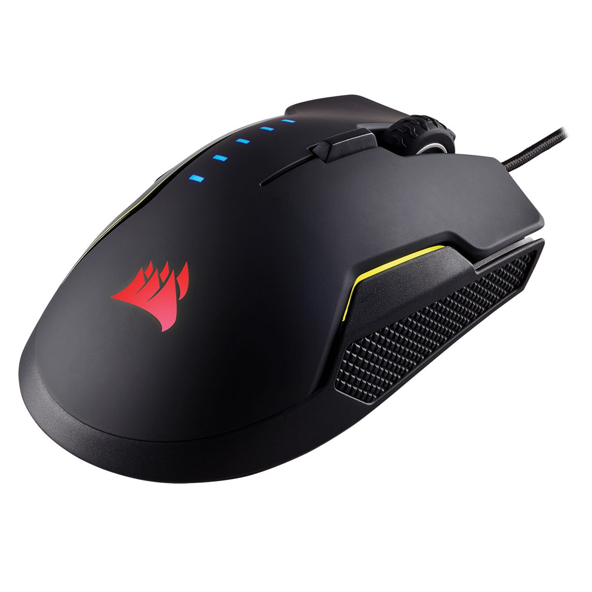 Corsair Glaive RGB Gaming Mouse Black - Souris PC Corsair - 3
