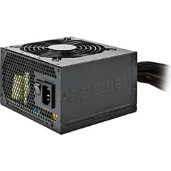 Be Quiet! Alimentation ATX 350W System Power7 Bulk 80+ BRONZE BN141 Cybertek