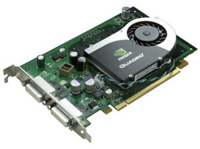 NVidia Quadro FX 570 (VCQFX570-PCIE-PB) - Achat / Vente Carte Graphique sur Cybertek.fr - 0